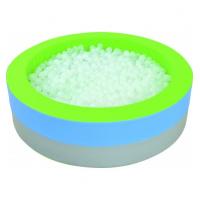 Сухий басейн з підсвічуванням круглий